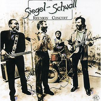 Siegel-Schwall - paluukonsertista [CD] USA tuonti