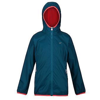 Regaty na świeżym powietrzu dla dzieci/dzieci dźwigni II deszcz Packaway kurtki