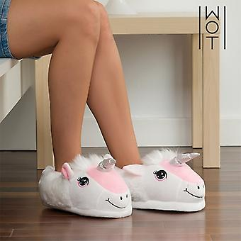 Unicorn Wagon trend slippers