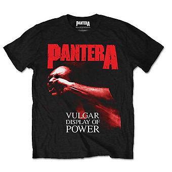 Pantera Vulgar Display of Power Thrash Metal Official T-Shirt