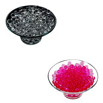5g Water Balls for Vases Clear Mix