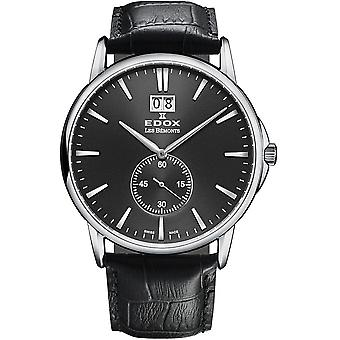 Edox 64012 3 NIN Les Bémonts Men's Watch