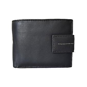 Eastern Counties Leather Adults Unisex Warren Bi-Fold Wallet