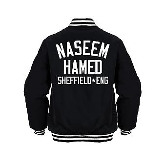 Naseem Hamed boksing Legend Jacket