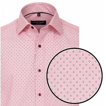 CASA MODA Casa Moda Formal Print Shirt