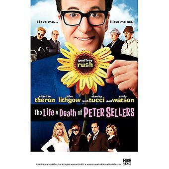 The Life and Death of Peter Sellers (2004) DVD Movie
