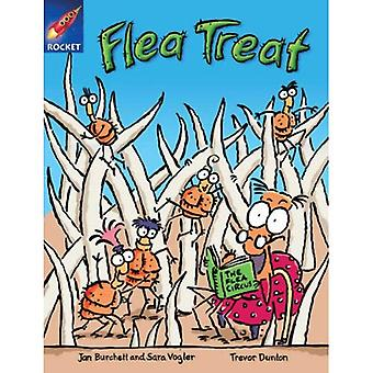 Flea Treat: White Level Fiction (Rigby Star Independent)
