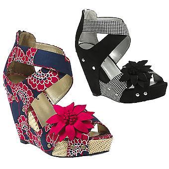 Ruby Shoo naisten ' s Goldie kiila sandaalit