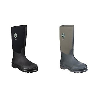 Muck Boots Unisex Chore Classic Hi Patterned Wellingtons