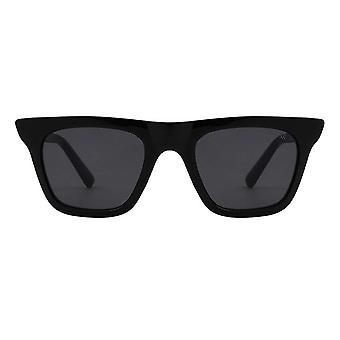 A.Kjaerbede Fine Black Sunglasses