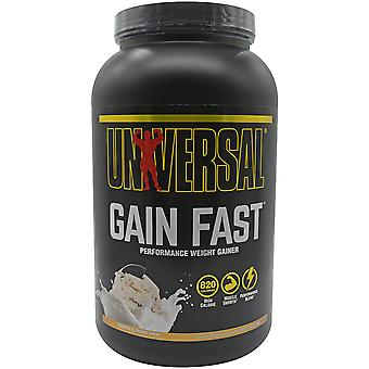 Universal Nutrition Gain Fast Dietary Supplement - 10 Servings - Cookies & Cream