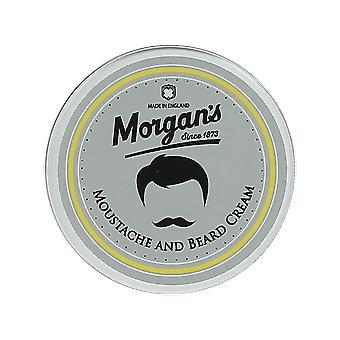 Morgan's Moustache and Beard Cream 75ml