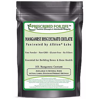 Manganese Bisglycinate Chelate by Albion - 16% Manganese