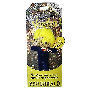 Waakover Voodoo Dolls Voodonald Voodoo Sleutelhanger