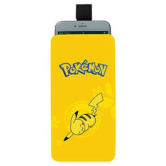 Pokemon Pikachu Pull-up Mobile Tasche