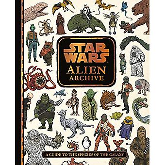 Star Wars Alien Archive - An Illustrated Guide to the Species of the G