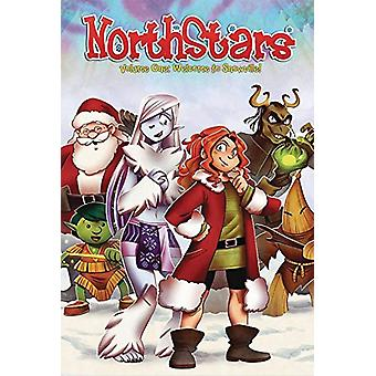 Northstars Volume 1 - Welkom in Snowville! door Jim Shelley - 978163229