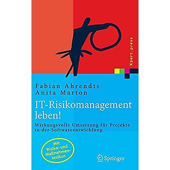 Handbuch IT-Risikomanagement - Risiko- Und MassNahmenkatalog zur Softw