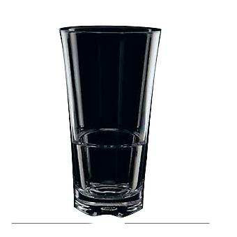 TechBrands Strahl Polycarbonate Conical Drinking Glass Tumbler (295mL)