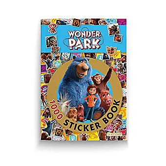 Wonder Park 1000 Sticker Book - 9781912564330 Book