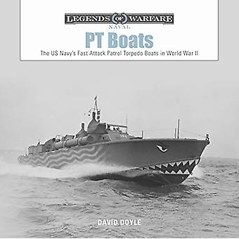 PT Boats - The US Navy's Fast Attack Patrol Torpedo Boats in World War