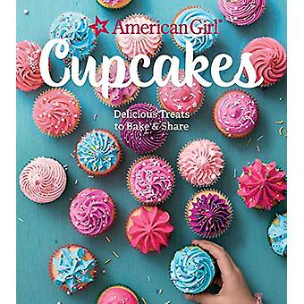 American Girl Cupcakes - Delicious Treats to Bake and Share by America