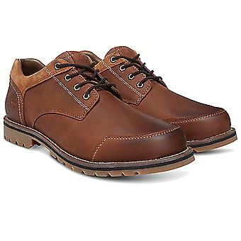 Mens Timberland Larchmont Oxford Werk Smart Formal Business Lace Up Schoen
