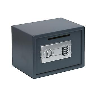 Sealey Secs01Ds Electronic Combination Security Safe With Deposit Slot