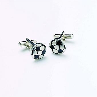 Onyx Art CK11 Cufflinks - Football