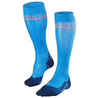 Falke Energizing Cool Knee High Socks - Blue Note