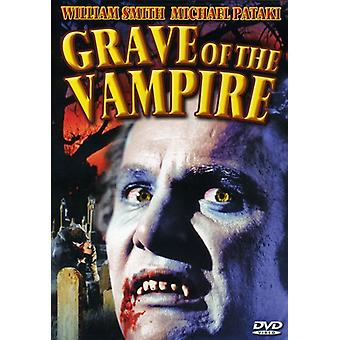 Grave of the Vampire [DVD] USA import