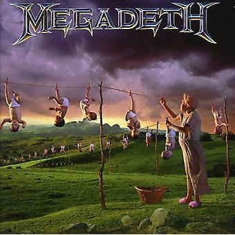 Megadeth - Youthanasia [CD] USA import