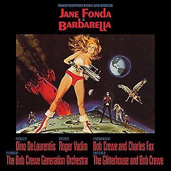 Fox, Charles / Crewe, Bob - Barbarella / import USA O.S.T. [CD]