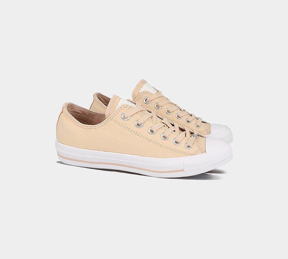 Converse Ctas Ox 564421C Particle Beige Women'S Shoes Boots
