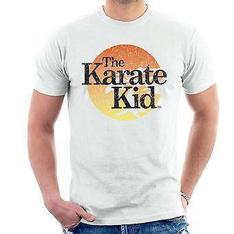 Karate Kid Distressed Logo Men's T-Shirt