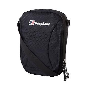 Berghaus Mule Organiser Small Items Man Bag Black Large