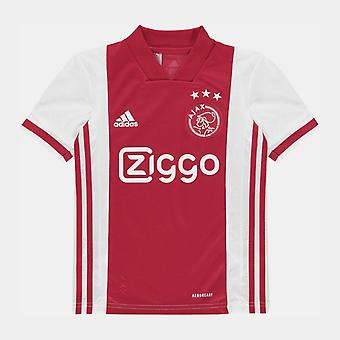 adidas Ajax Home Shirt 20/21 Kids