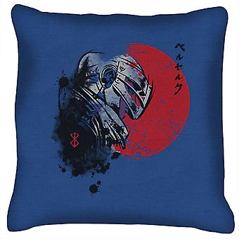 Red Sun Guts Berserk Sun Guts Cushion