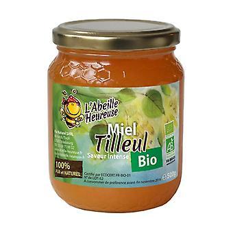 Organic linden honey 500 g
