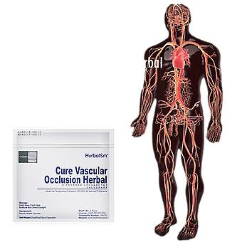 Natural Herbal To Cure Vascular Occlusion Hyperlipemia Varicose Veins Cure Thrombophilia Clear Blood Vessel Blockage