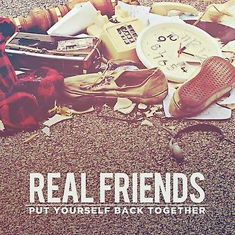 Real Friends - Put Yourself Back Together [CD] USA import