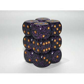 Chessex Speckled Hurricane 16mm D6 x 12