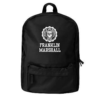 Franklin & Marshall School Sports Gym Backpack Rucksack Bag Black