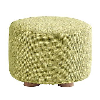 YANGFAN Solid Wood Creative Footstool