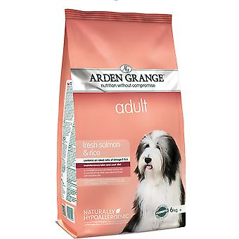 Arden Grange Adult Dog - Salmon - 6kg