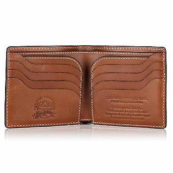 Livingstone Leather Billfold Wallet