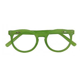Lesebrille Femmes Kensington vert épaisseur +2,50
