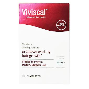 Viviscal Woman Hair Growth Supplement Tabs Promotes Existing