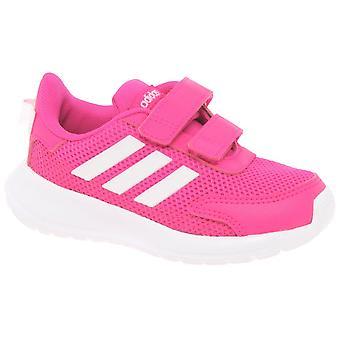Adidas Tensaur Run Girls Toddler Riptape Trainers