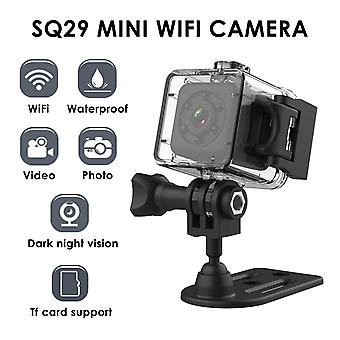 Sports Sq29 Mini Ip Camera For Night Vision, Waterproof Camcorder Motion, Dvr